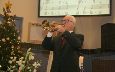 Stijlvolle medewerking kerkdienst Eerste Kerstdag