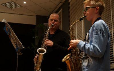 Muzikaal talent op voorspeelavond in 't Centrum
